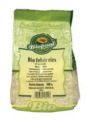 Biopont Bio Fehér Rizs Hosszúszemű 500 g