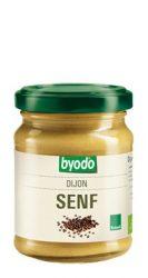 Byodo Bio mustár, Dijoni mustár (nagyon erős) 125 ml