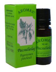 Aromax illóolaj, Pacsuli illóolaj (Pogostemon patchouli) 10 ml