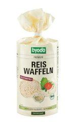 Byodo Bio rizsszelet, rizsszelet quinoaval só nélkül (gluténmentes) 100 g