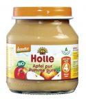 Holle Bio gyümölcsös bébiétel, alma bébiétel 125 g