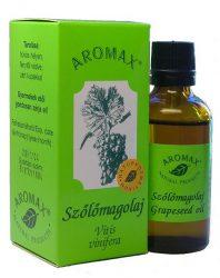 Aromax bázisolaj, Szőlőmag olaj 50 ml
