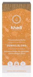 Khadi Növényi Hajfesték - Sötétszőke 100 g