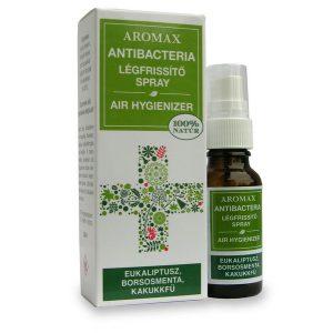 Aromax ANTIBACTERIA Eukaliptusz-Borsmenta-Kakukkfű 20 ml -- NetbioHónap 2020.02.26-ig 10% kedvezménnyel