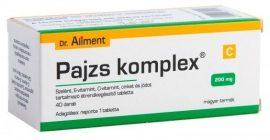 Dr. Aliment Pajzs Komplex Tabletta 40 db