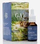 Gal K2+d3 Vitamin Forte Cseppek 20 ml