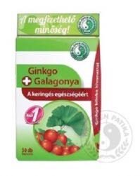 Dr. Chen Ginkgo+galagonya Kapszula 30 db