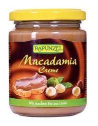 Rapunzel Bio olajos krémek, makadámia diókrém 250 g