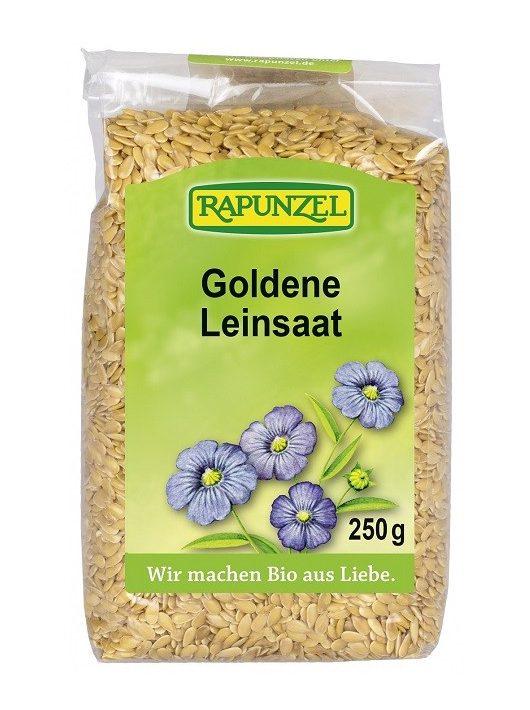 Rapunzel Bio olajos magvak, Arany lenmag 250 g