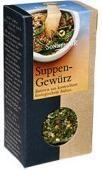 Sonnentor Bio fűszerkeverékek, leves fűszerkeverék 25 g