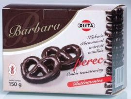 Barbara Gluténmentes Vaníliás-Csokis Perec 180 g