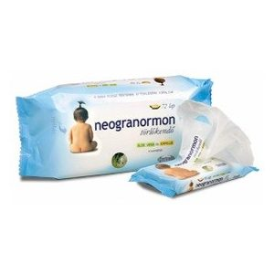 Neogranormon Törlőkendő 10 db