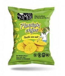 Samai Plantain Chips Tengeri Sós 75 g