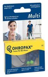 Ohropax Füldugó Multi 2 db