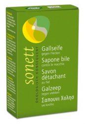 Sonett Folttisztító szappan (Gall szappan) 100 g