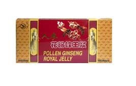 Dr. Chen Pollen Ginseng Royal Jelly Ampulla 10 x 10 ml