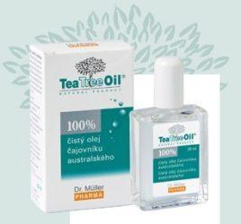 Dr. Müller 100%os eredeti ausztrál teafaolaj 10 ml