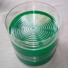 Csíráztató tál, műanyag, 4 részes