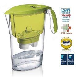 Laica Clear Line - Bi-Flux Kancsó+1 Filter (Zöld)