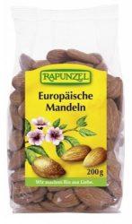 Rapunzel Bio olajos magvak, Európai mandula 200 g
