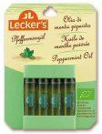 Lecker's Bio Borsmenta Olaj 4*2 ml