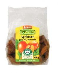Rapunzel Bio aszalt gyümölcsök, sárgabarack, egész, nagyon édes, demeter minőségű 250 g