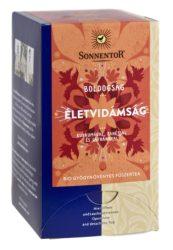 Sonnentor Bio Boldogság - Életvidámság, herbál filteres teakeverék 30 g