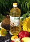 Biogold Bio étolaj, napraforgó olaj, hidegen sajtolt 500 ml
