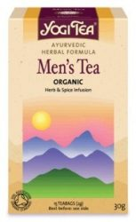 Yogi herba tea, Férfi tea 17 filter 30 g - Bio tea