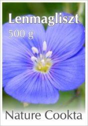 Nature Cookta Lenmagliszt 500 g