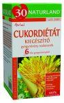 Naturland Cukordiétát Kiegészítő Tea 20 db filter -- NetbioHónap 2019.12.29-ig 20% kedvezménnyel