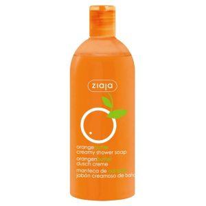Ziaja Narancsvaj Krémtusfürdő 500 ml