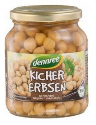 Dennree Bio Csicseriborsó 350 ml