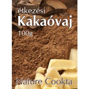 Nature Cookta Kakaóvaj 100 g