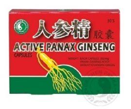 Dr. Chen Aktiv Panax Ginseng Kapszula 30 db