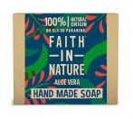 Faith in Nature Bio Aloe vera & ylang-ylang szappan 100 g