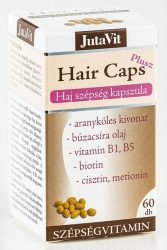 Jutavit Hair Caps Kapszula 60 db