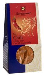 Sonnentor Bio Csípős chili (tüzes, 8-10-es erősségű) - őrölt 40 g