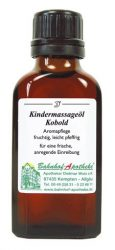 Ingeborg Stadelmann Gyermekmasszázsolaj, Kobold 50 ml