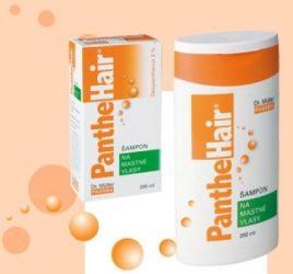 Dr. Müller PantheHair Sampon zsíros hajra 200 ml