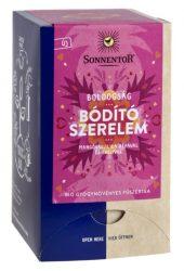 Sonnentor Bio Boldogság - Bódító szerelem - herbál gyümölcstea keverék - filteres 36 g