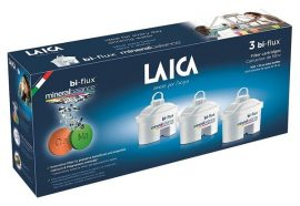 Laica Bi-Flux Vízszűrőbetét Mineral 3 db -- NetbioHónap 2019.12.29-ig 10% kedvezménnyel
