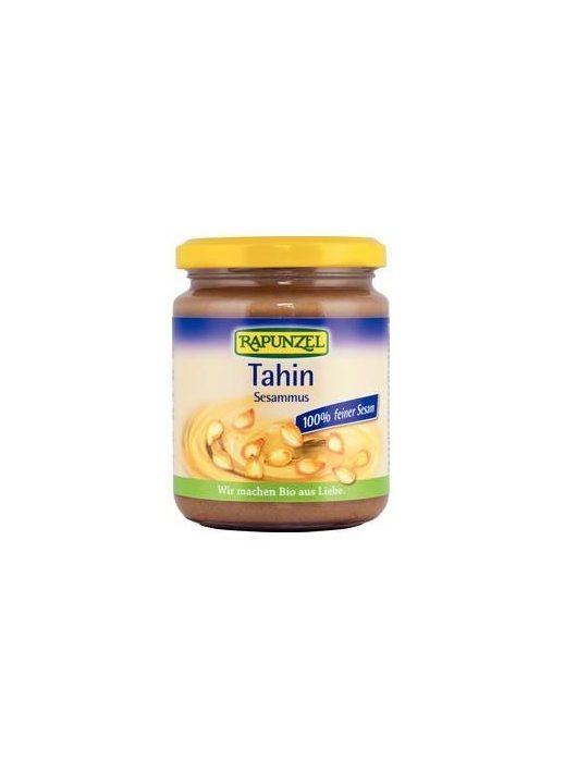 Rapunzel Bio olajos magkrém, szezámkrém, barna Tahin 250 g
