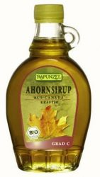 Rapunzel Bio juharszirup, juharszirup közepes C 375 ml