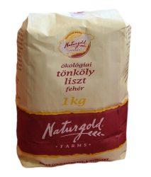 Naturgold Bio lisztek, tönköly fehérliszt, TBL-70 1 kg