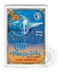 Dr. Chen Q10+omega-3 Halolaj Kapszula 40 db