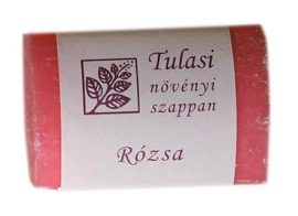 Tulasi szappan, rózsa 100 g