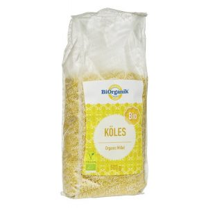 Biorganik Bio gabonák, köles 500 g