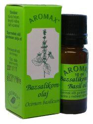 Aromax illóolaj, Bazsalikomolaj (Ocimum basilicum) 10 ml