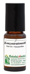 Ingeborg Stadelmann Koncentrációolaj, roll-on 10 ml